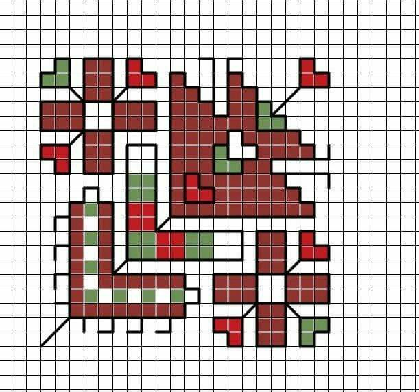 4507 best Cross Stitch images on Pinterest Cross stitch patterns - cross stitch graph paper