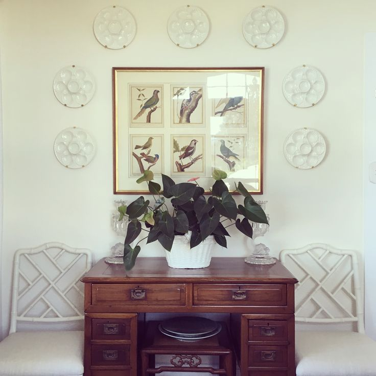 Repurposing, Wall Groupings, Vignettes, British Colonial, Indoor Plants,  Entryway, Devil, Dining Rooms, Furniture