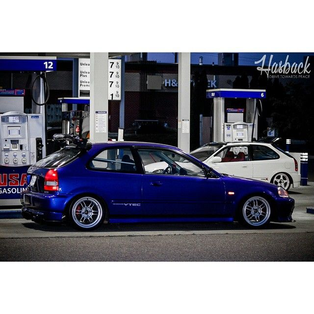 Kosoku 77 S Honda Civic Ej Ek Hatch Via Hasback