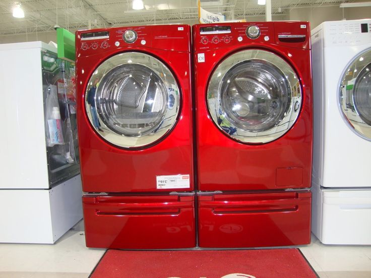 Best 25 Red Washer And Dryer Ideas On Pinterest Red