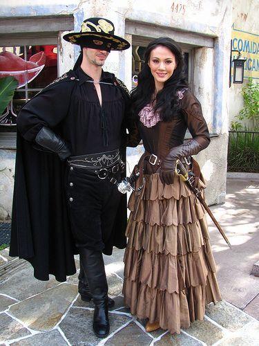 Zorro Kostüm selber machen | Kostüm Idee zu Karneval, Halloween & Fasching