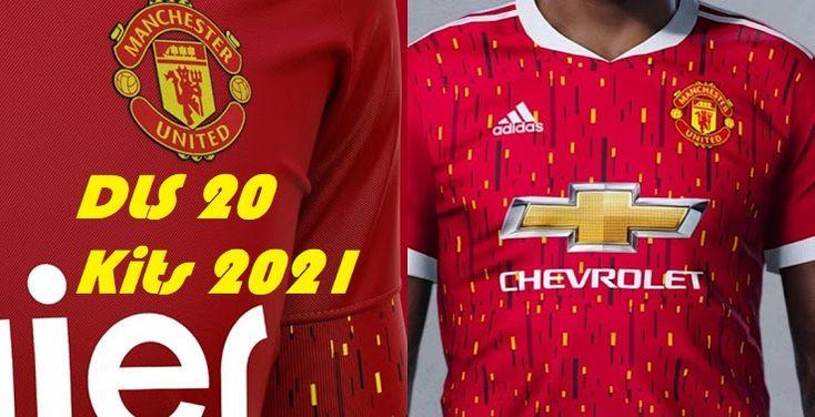 Manchester united new kits 2021 dls 20 logo apk games