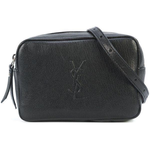 c4ad49f0 Saint Laurent YSL belt bag ($885) ❤ liked on Polyvore featuring ...