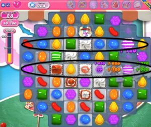 Candy Crush Saga Cheats Level 284 - http://candycrushjunkie.com/candy-crush-saga-cheats-level-284/
