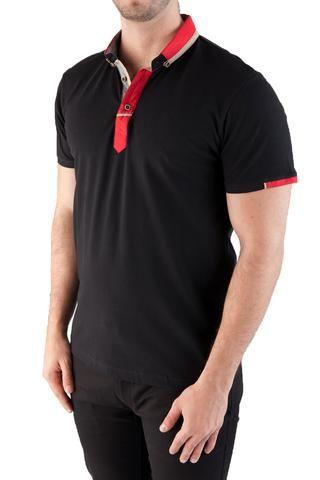 Aqua Short Sleeve Polo (5118S)