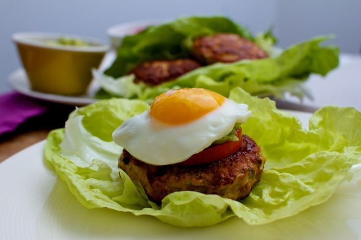 Mexican Turkey Burgers from Steak and Sass http://steakandsass.com/