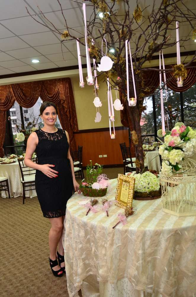 Birds Baby Shower Party Ideas   Photo 1 of 46