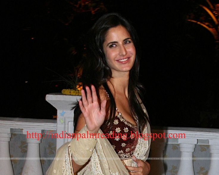 Katrina Kaif  Palm Reading
