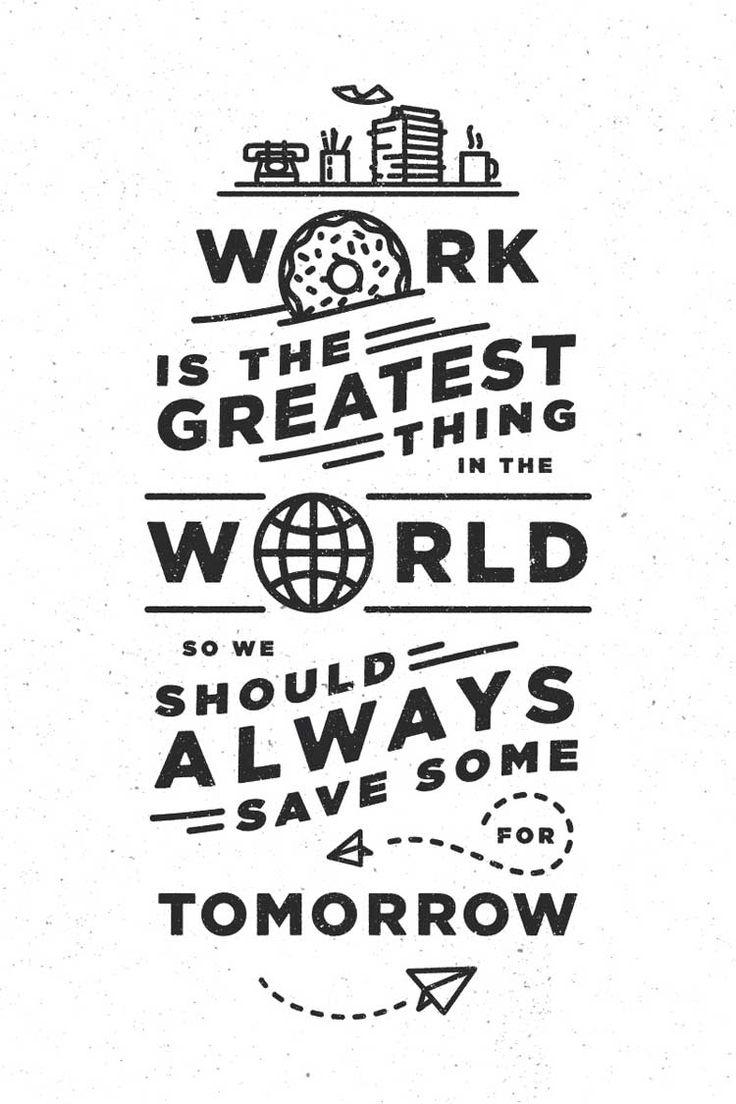 Typographic Quotes #50