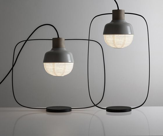 'The New Old Table Light' by KIMU Design (TW)