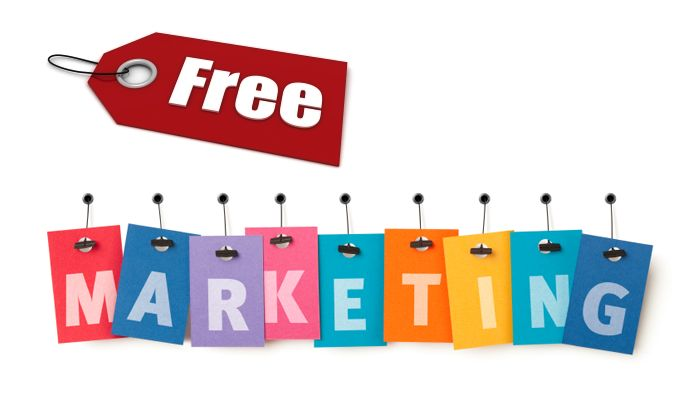 free marketing for startups