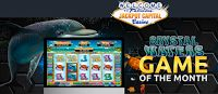 100% Deposit Match Bonus Up to $500 and Double Comp Points on Game of the Month at Jackpot Capital Casino