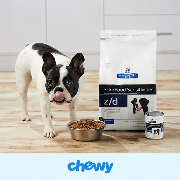 Hill S Prescription Diet Z D Original Skin Food Sensitivities Dry Dog Food 25 Lb Bag Chewy Com Food Sensitivities Dry Dog Food Skin Food