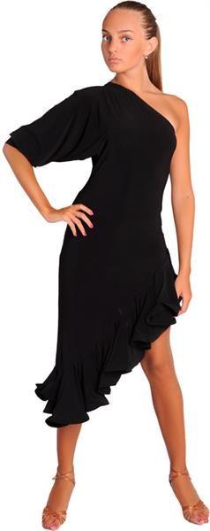 Тренировочная платье для бальных танцев