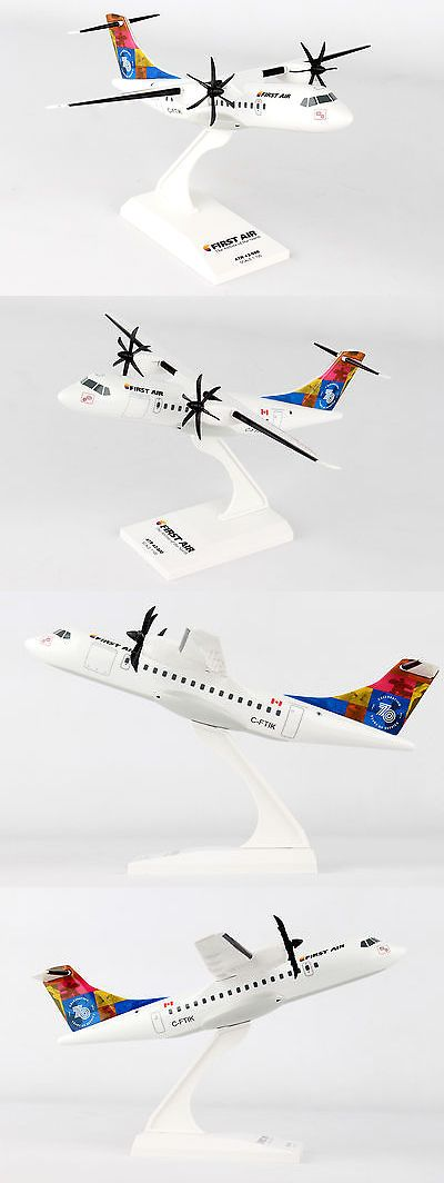 Aircraft Non-Military 1189: Skymarks First Air (Canada) Atr 42-500 70Th Anniversary Skr912 1 100 Reg# C-Ftik -> BUY IT NOW ONLY: $44.49 on eBay!