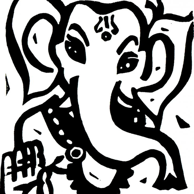 'Reasons To Be Cheerful, Part 68' - Ganesha - Lord Of Success — 100 Days Project