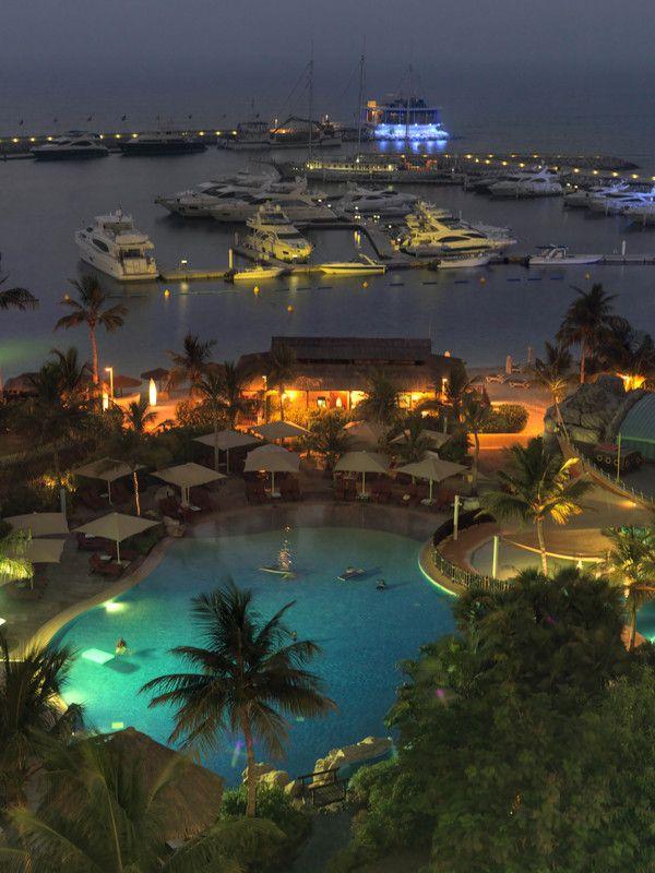 Jumeirah Beach Hotel, Dubai - Leisure Activities - Leisure Pool