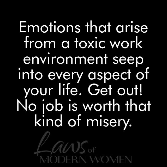 Positive Quotes For A Toxic Work Environment 1
