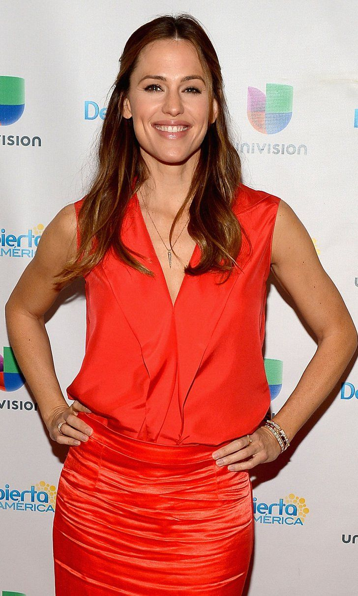 """Pin for Later: Jennifer Garner Says Her Breakup With Ben Affleck """"Hasn't Been Nearly as Bad as You Might Imagine"""""""
