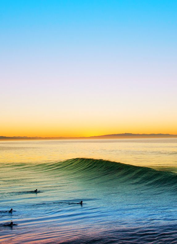 Perfect Waves /