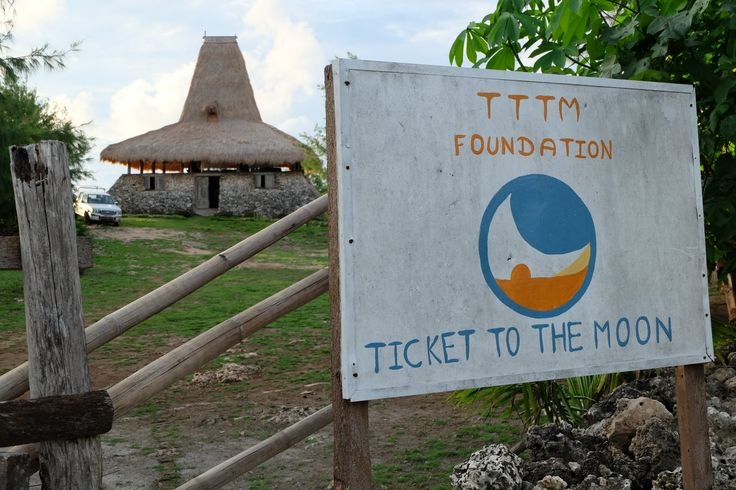Many evolutions for the ticket to the moon foundation!  Have a look at the website:  www.ticketothemoon.com