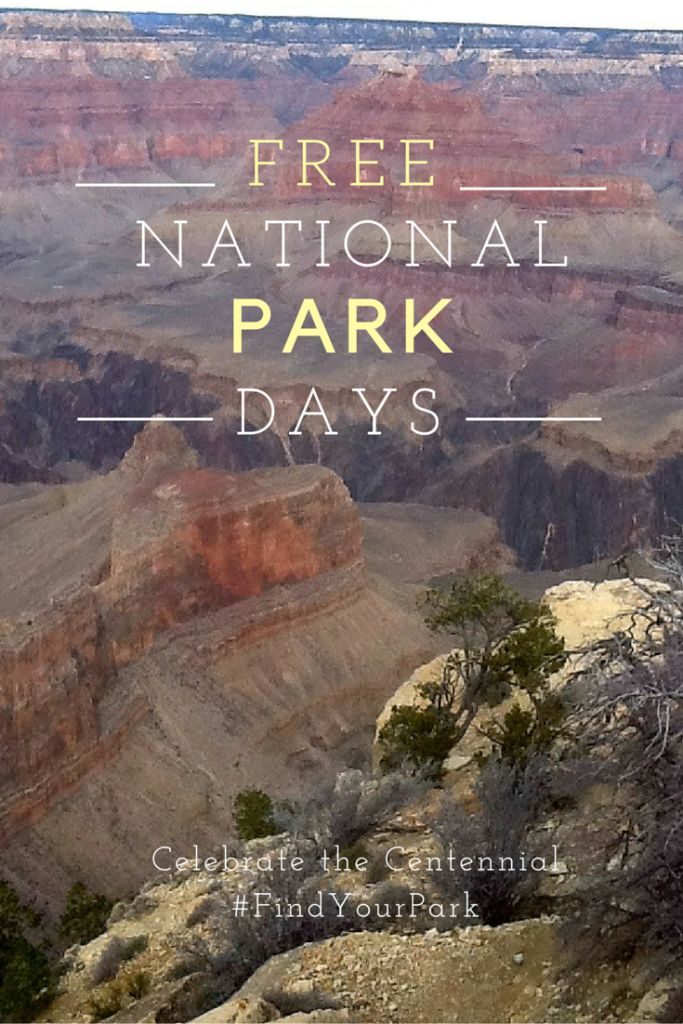 Free National Park Days FindYourPark