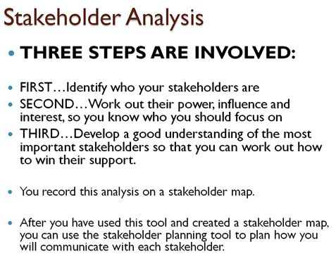 from stakeholder management to stakeholder accountability Management and governance structures for these organisations   accountability on one set of stakeholders at the expense of others the key  challenge is in.