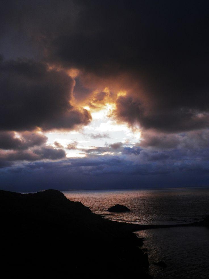 Amanecer en Cape Horn , Cabo de Hornos , Isla Hornos
