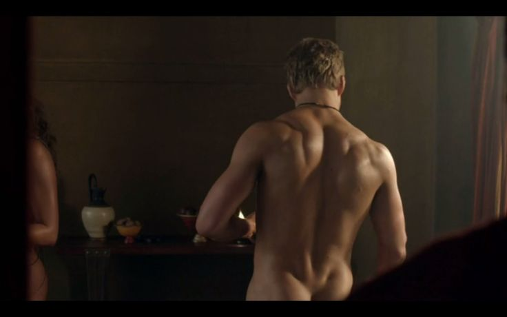 Todd Lasance Spartacus: War of the Damned