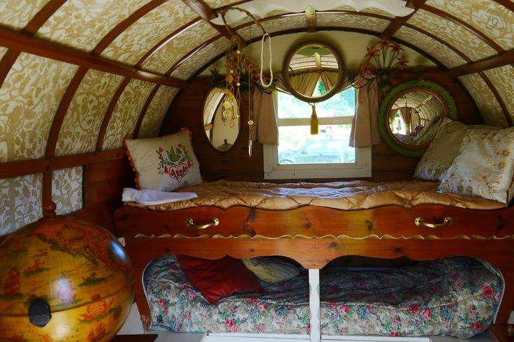 Beautiful Gypsy Caravan - Dorset