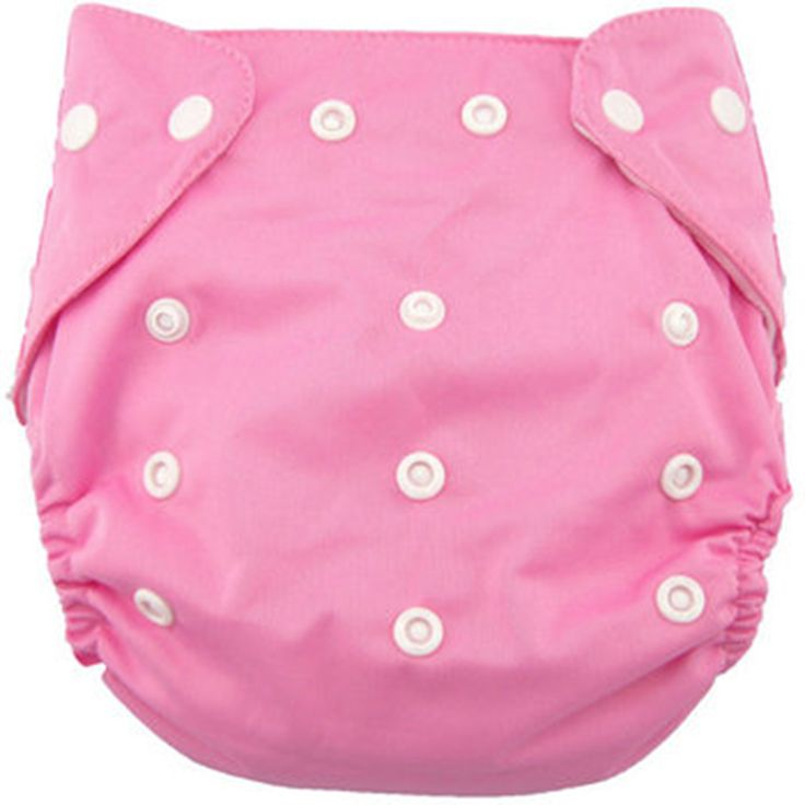 Newborn Washable Reusable Cloth Diapers Modern Adjustable Organic Cotton Soft Diapers All In One For Infants T0009