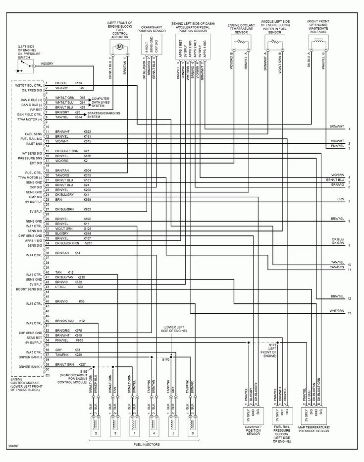 New 1998 Dodge Ram 1500 Trailer Wiring Diagram #diagram #