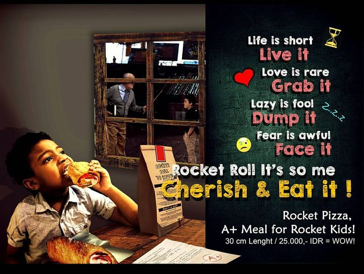 #rocketpizza  #aplus  #superbmeal  for #rocketkids  present by #president of #rocketpizzaindonesia