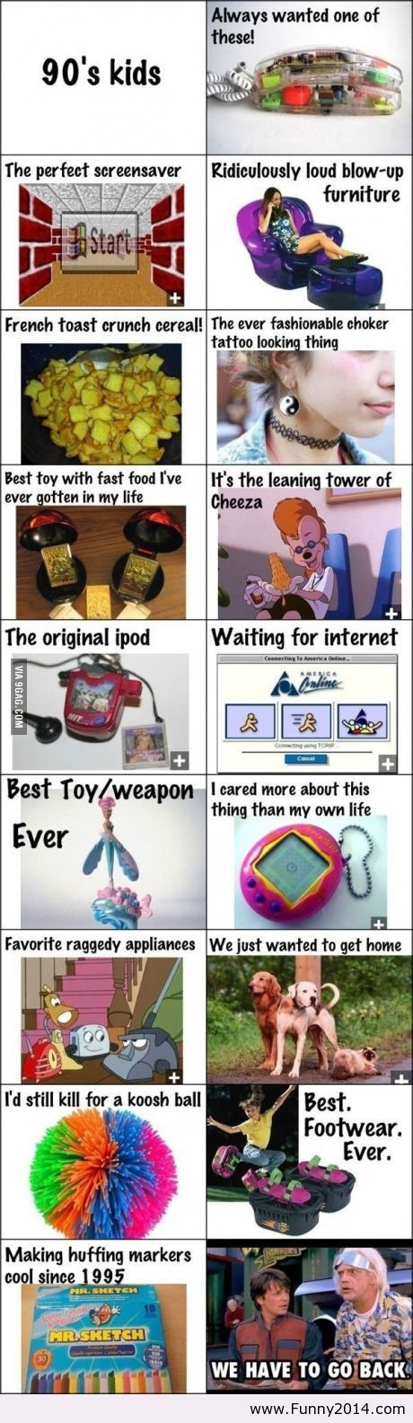 90's life