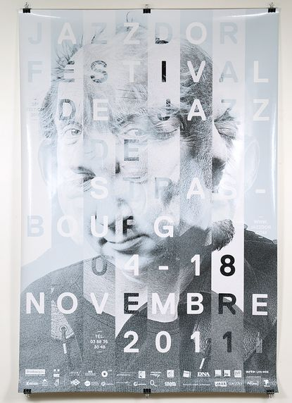 Poster design by French designer collective: Helmo (Thomas Couderc & Clément Vauchez) http://www.helmo.fr