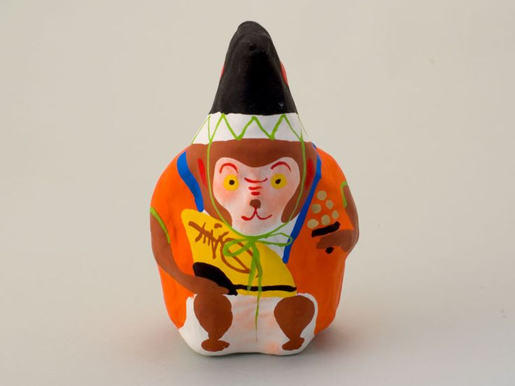 加賀張子 猿の三番叟