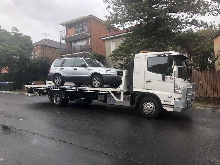 #Towing a Subaru from Wellington Street #Bondi to VW Village on Anzac Parade #Kensington. If you need your #car or #motorcycle #towed, call the professionals at #Eastern #Suburbs #Towing #Sydney on 0419466591. We provide #reliable #towing #services for all leading #insurance #companies and the general #public. Check out our website @ www.easternsuburbstowingsydney.com.au