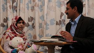 La increíble historia de Malala, la niña que el Talibán no quería que estudiara