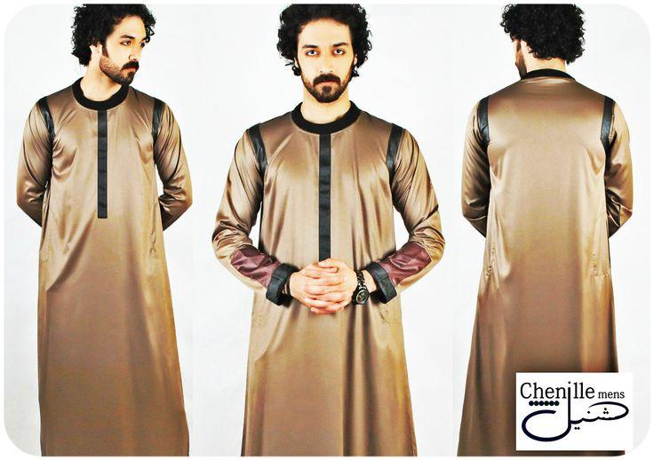 Designer Chenille /Al Faizan Mens Thobe