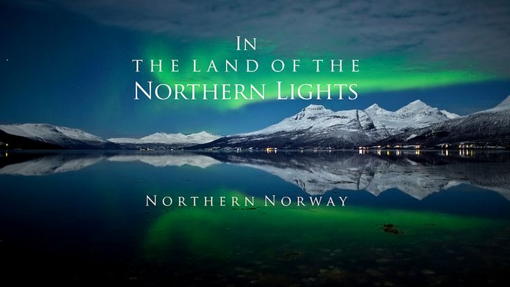 In The Land Of The Northern Lights on Vimeo