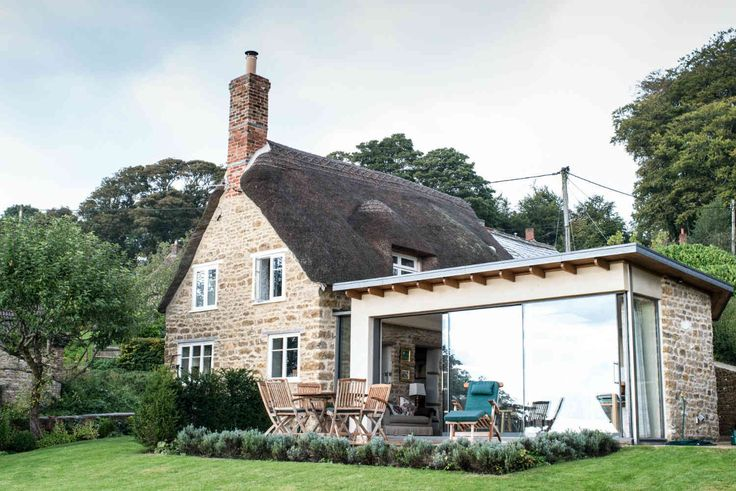 23 Best Listed Thatched Cottage Extension Ideas Images On