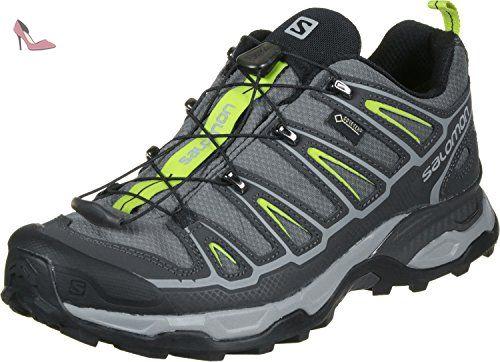 Salomon CHALTEN CSWP Multicolore - Chaussures Chaussures-de-running Homme
