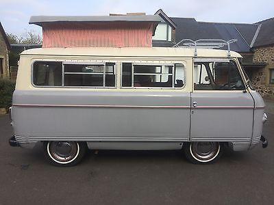 """eBay: Commer """"moto Plus"""" 1961 Classic Camper"""