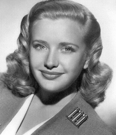 "Priscilla Lane...one of the singing ""Lane sisters"""