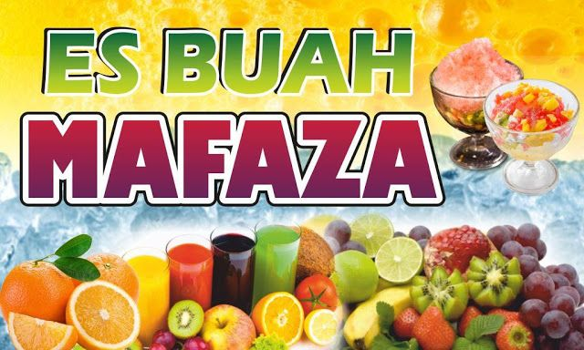 35+ Ideas For Banner Sop Buah Cdr