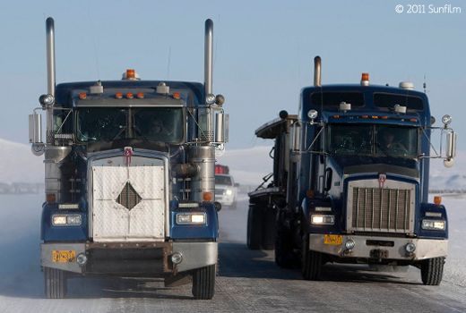 Ice Road Truckers TV | Ice Road Truckers Season 4″, TV-Serie , 2010)