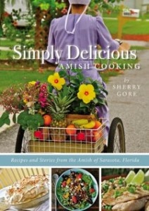 A review of Simply Delicious Amish Cooking by Sherry Gore. You won't want to miss this one!
