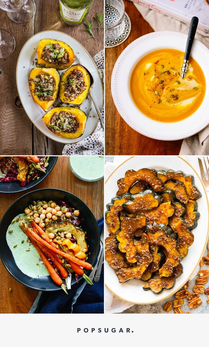 20 Hearty Acorn Squash Recipes Perfect For Fall And Winter With