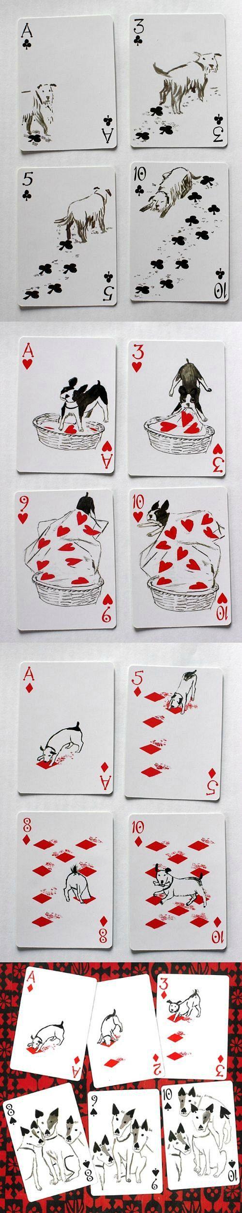 """1. Советские игральные карты серия """"Майя"""" 1960 2.""""Classic Mythology"""" Playing Cards, Made in Spain, Fournier, 1959 3. Playing Cards by artist John Littleboy 4.Французские игральные карты серия """"Военные Союзники""""…"""