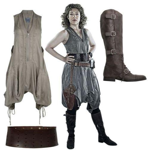 Analysis of River Songu0026#39;s costume   postapoc   Pinterest